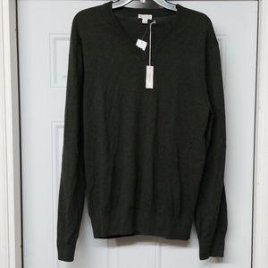 NWT! Gap Cotton Cashmere Sweater